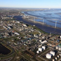 NortH2 Waterstof project - Groningen Seaports